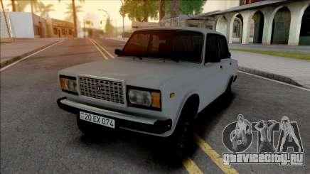 ВАЗ 2107 20-EX-074 для GTA San Andreas