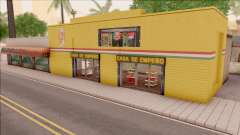 Interior View-able Pawn Shop in LA для GTA San Andreas