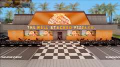 The Well Stacked Pizza Co. 2019 для GTA San Andreas