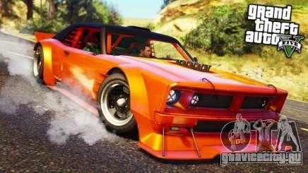 Drift Tampa Handling для GTA 5