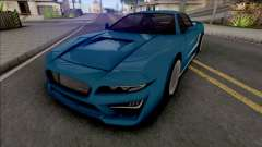 BlueRay WRX Infernus