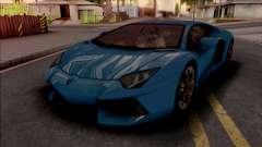 Lamborghini Aventador (SA Lights)