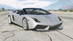 Lamborghini Gallardo LP 570-4 Spyder Performante для GTA 5