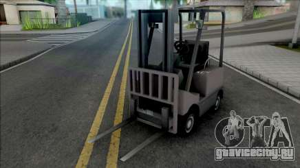 Forklift from ETS 2 для GTA San Andreas
