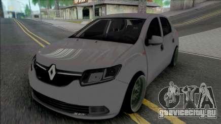 Renault Symbol Joy Tuning для GTA San Andreas