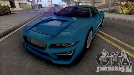 BlueRay WRX Infernus для GTA San Andreas
