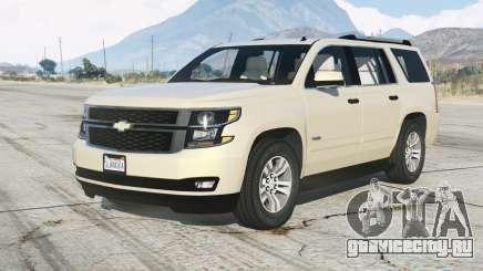 Chevrolet Tahoe 2015 add-on для GTA 5