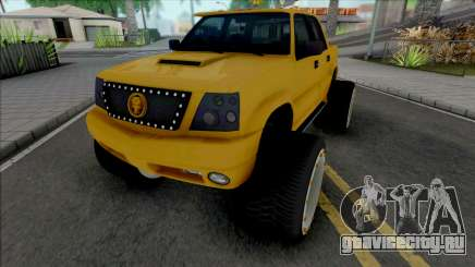 Cavalcade FXT Lifted для GTA San Andreas