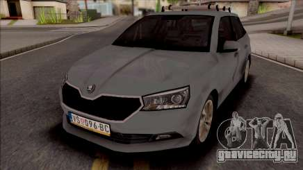 Skoda Fabia 2020 для GTA San Andreas