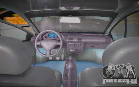 Chevrolet Tigra 1998 для GTA San Andreas