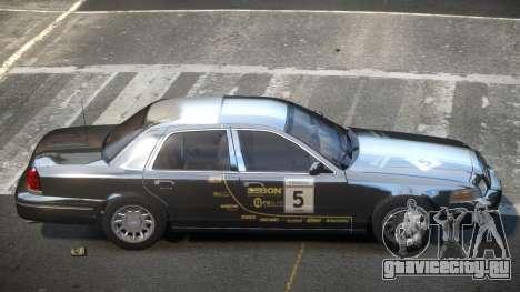 Ford Crown Victoria 90S L2 для GTA 4