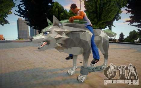 Wolf Link Bike для GTA San Andreas