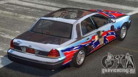 Ford Crown Victoria 90S L4 для GTA 4