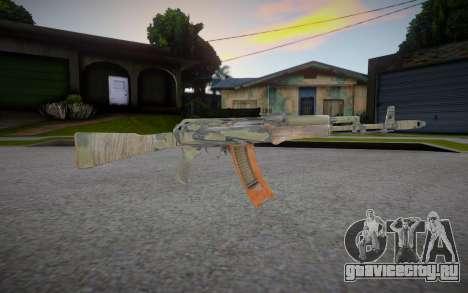 AK-47 (Metro 2033) для GTA San Andreas