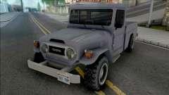 Toyota Land Cruiser (Pick Up)