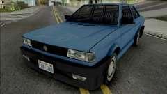 Volkswagen Voyage CL 1994 для GTA San Andreas