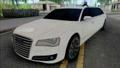 Audi A8 Limo для GTA San Andreas