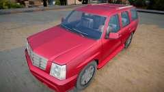 Cadillac Escalade 2006 - Improved для GTA San Andreas
