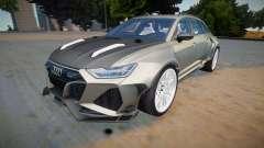 Audi RS6 Wild Tuning для GTA San Andreas