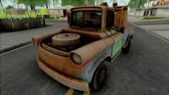 Tow Mater Normal Version
