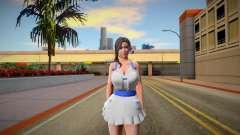 DOAXVV Sayuri Sweety Valentines Day для GTA San Andreas