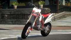 Honda CRF 250 L2 для GTA 4