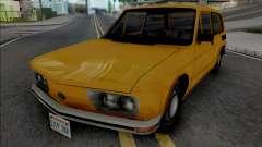 Volkswagen Brasilia 1975