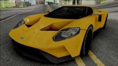 Ford GT Concept Car 2017 SA Style для GTA San Andreas