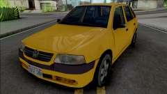 Volkswagen Gol G3 2001 для GTA San Andreas