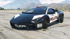 Lamborghini Reventon 2008〡Hot Pursuit Police для GTA 5