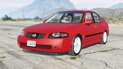 Nissan Sentra SE-R Spec V (B15) 2005 для GTA 5