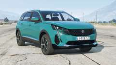 Peugeot 5008 2020 для GTA 5