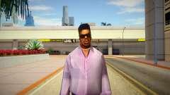 Lance Ryder Wilson Charisma Skin для GTA San Andreas