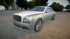 Bentley Mulsanne для GTA San Andreas
