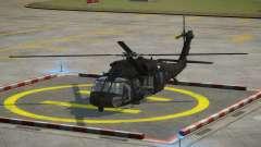 Sikorsky MH-60L для GTA 4