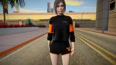 Ada Wong SportDiva для GTA San Andreas