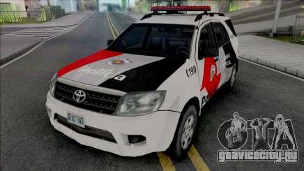 Toyota Hilux SW4 PMESP для GTA San Andreas