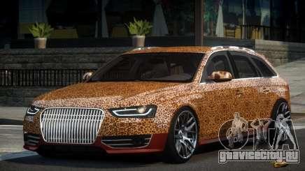 Audi RS4 BS-R PJ4 для GTA 4