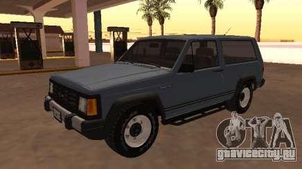 Envemo Camper 1990 для GTA San Andreas