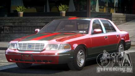 Ford Crown Victoria 90S L10 для GTA 4