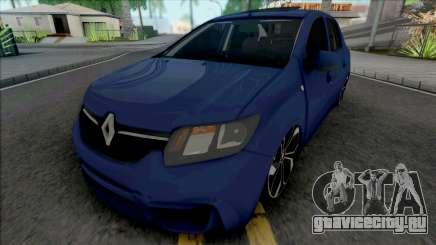 Renault Symbol 2016 для GTA San Andreas