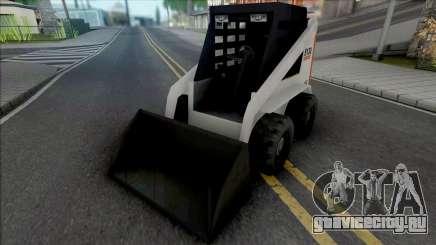 Bobcat S130 Mini Loader для GTA San Andreas