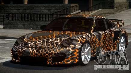 Porsche 911 GT2 SP-S PJ6 для GTA 4