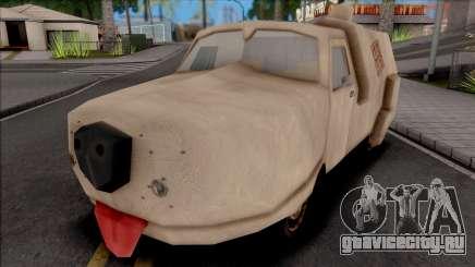 Van from Dumb and Dumber для GTA San Andreas