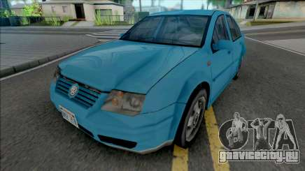 Volkswagen Bora (Jetta Clasico) для GTA San Andreas