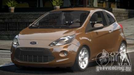 Ford Ka BS-R для GTA 4