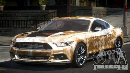 Ford Mustang GT U-Style L3 для GTA 4