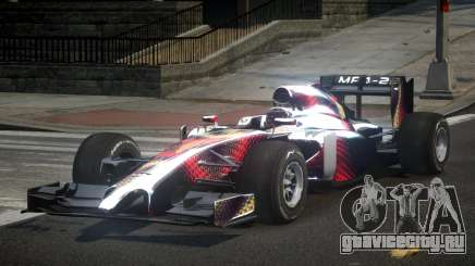 2014 McLaren MP4-29 L1 для GTA 4