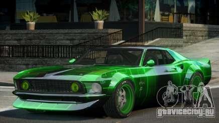 Ford Mustang RTR-X PJ7 для GTA 4