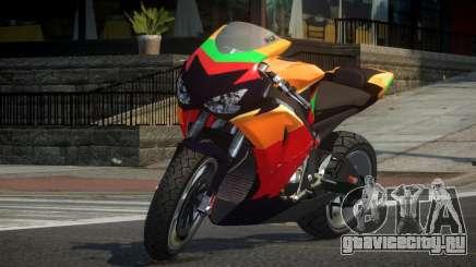 Honda Fireblade для GTA 4